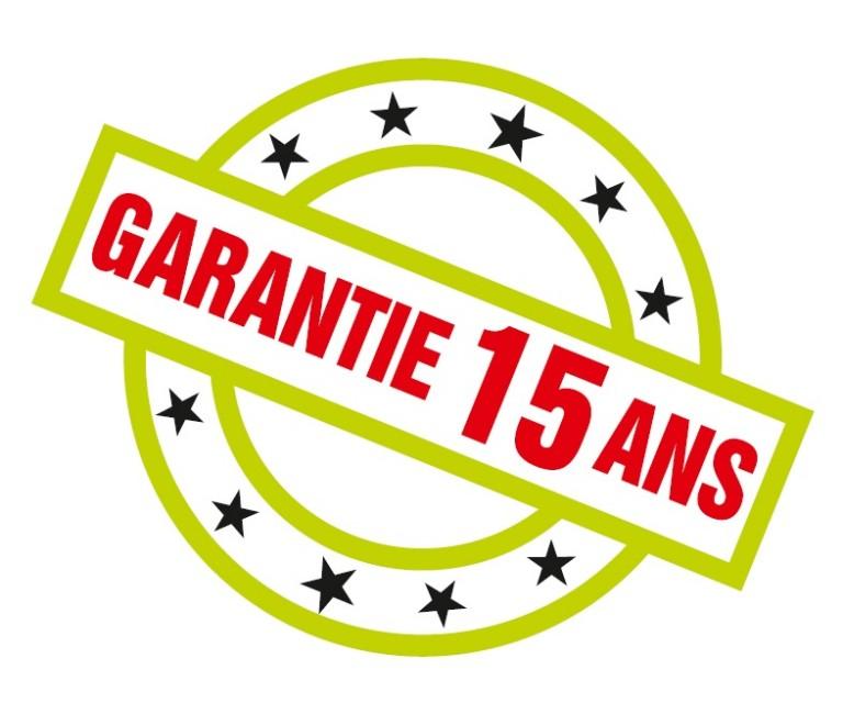 La brouette Ganaq de Laugel & Renouard est garantie 15ans
