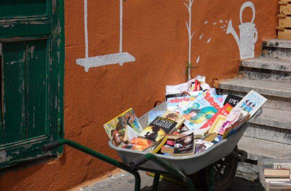 brouettes et compagnie biblio-brouette
